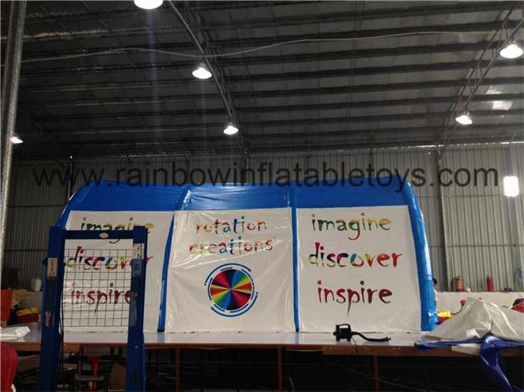 RB41027-1(6x4m)Inflatable Factory Customized Size Air Tight Tent For Commercial Event