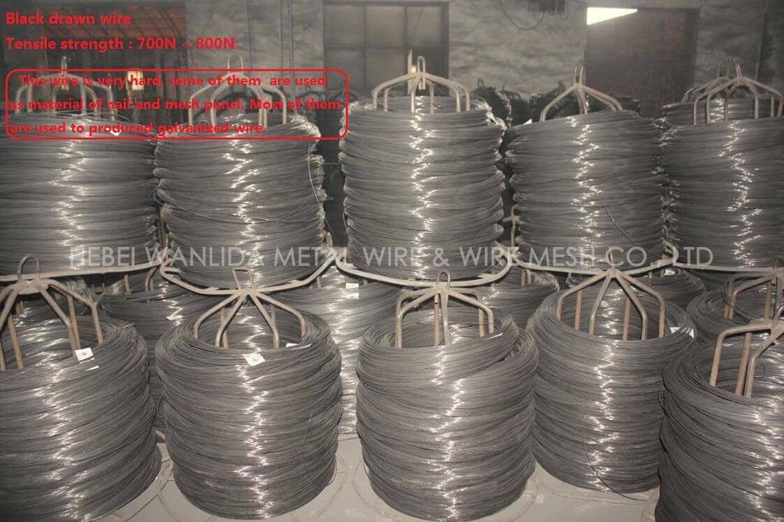 BV black annealed iron wire (high quality)