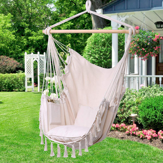 Amazon Hot Sales Macrame Hammock Garden Patio