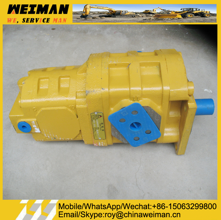 SDLG Gear Pump 4120002732 for LG936L LG956L LG958L Wheel Loader Spare Parts