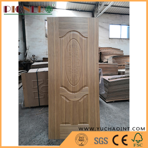 EV Teak Engineered Veneer HDF Door Skin