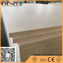 High Qualiy CARB Grade Plain / Raw MDF