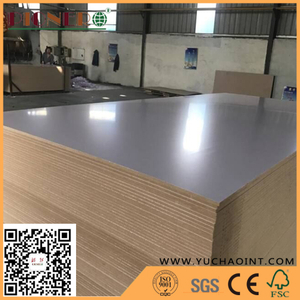 Best Price Melamine MDF Board