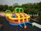 RB5073(9x6x4m) Inflatable hotsell Multi - functional Obstacle Course
