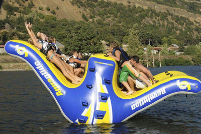 Giant Summer Inflatable Water Toys