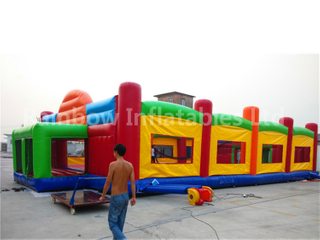 RB9047( 20x10x4.3m) Inflatable Fantastic Indoor&Outdoor Basketball Equipment/Inflatable Basketball Field From Guangzhou