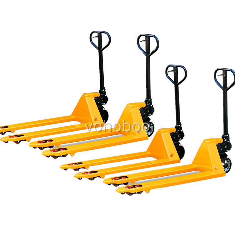 China Industrial Hand Forklift Manual Pallet Lift Truck