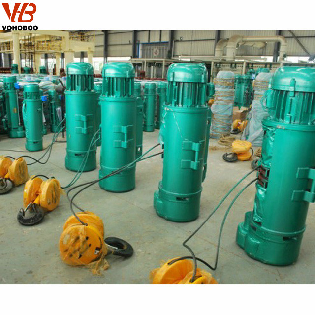 wire rope hoist (8)