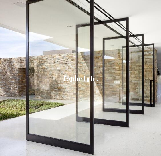 Custom office aluminum glass pivot door buy aluminum pivot door quality office aluminum glass pivot door planetlyrics Gallery