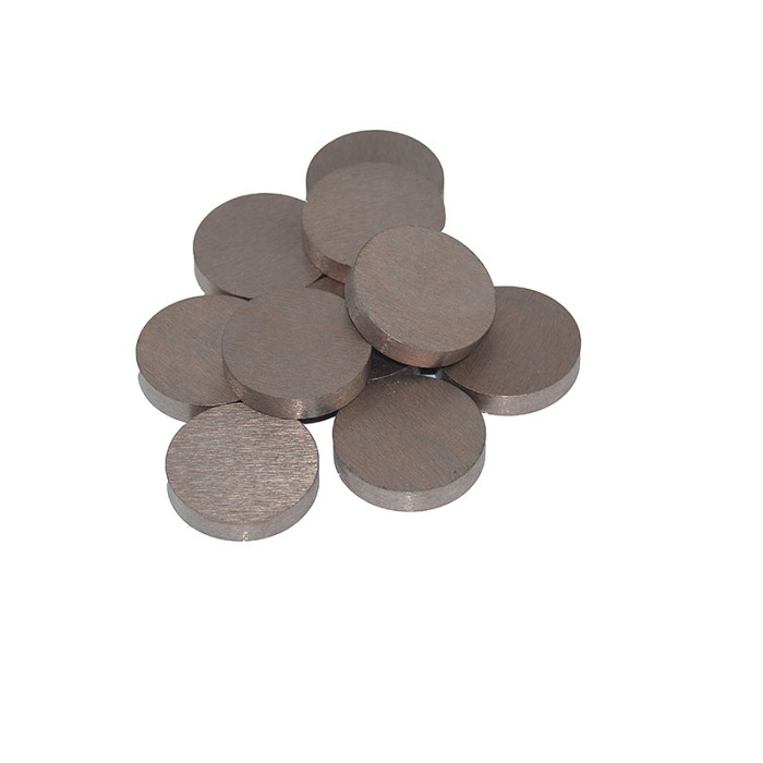 Tungsten Copper Alloy Disc