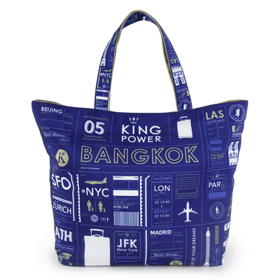 Nylon Travel Tote Bag For Women and Girls