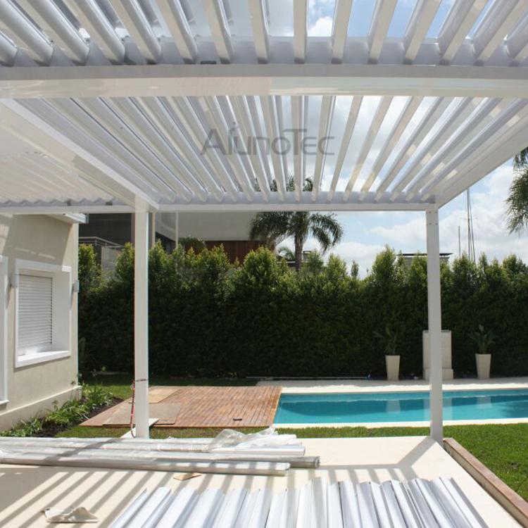 Louvered Pergola Roof Kits Buy Pergola Cover Pergola