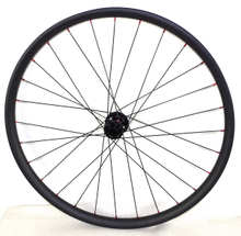 free shipping 29er carbon MTB wheelset 35mm width tubeless