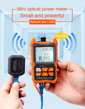 T-OP400 Mini Optical Power Meter with network test mode