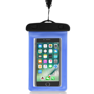 Wholesale 5.5 inch Phone Waterproof Case / PVC Waterproof Bag / Waterproof Pouch