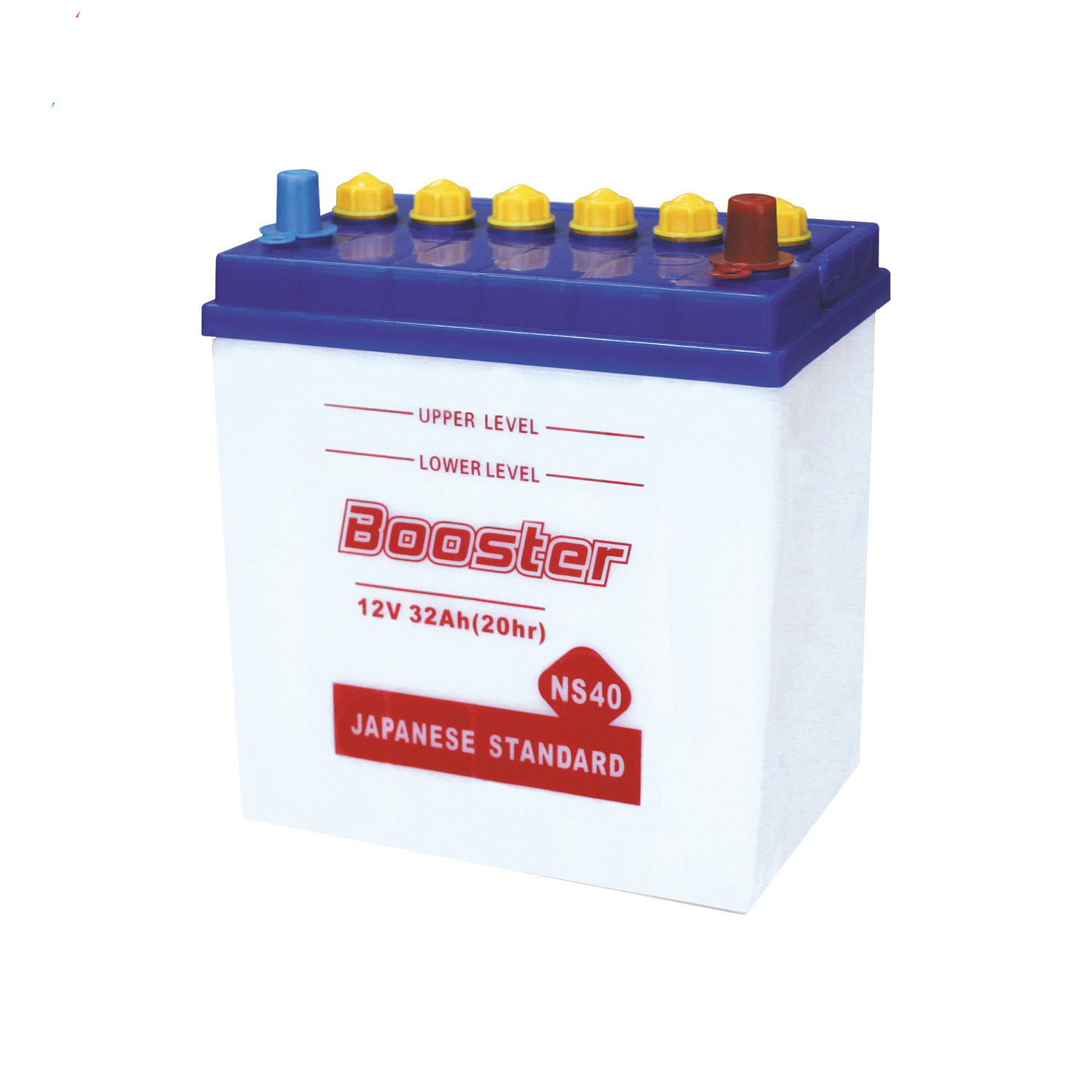 NS40 12V 32Ah Dry-charged Battery