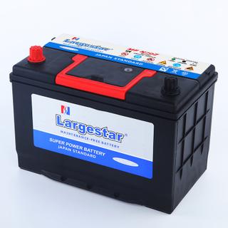 MF N70Z/75D31R 12V 75AH Maintenance-free Battery
