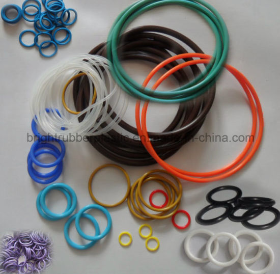 High Quality Color Rubber O Ring for Sale