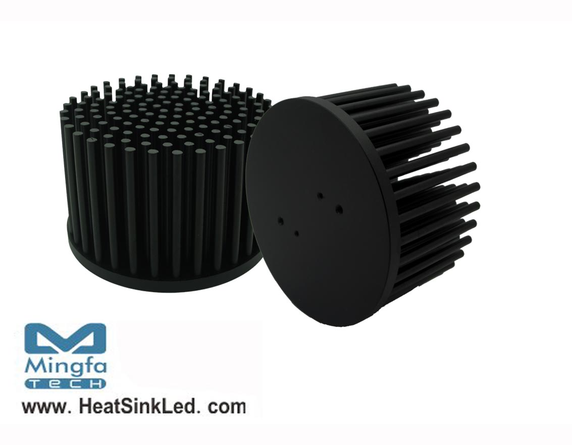 GooLED-BRI-7850 Pin Fin Heat Sink Φ78mm for Bridgelux