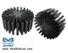EtraLED-LUM-11050 LumiLEDs Modular Passive Star LED Heat Sink Φ110mm