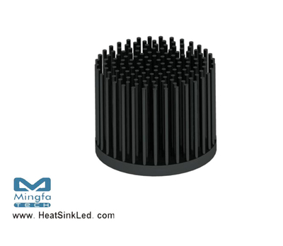 GooLED-NIC-8665 Pin Fin Heat Sink Φ86.5mm for Nichia
