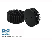 GooLED-7830 Modular Passive LED Pin Fin Heat Sink Φ78mm