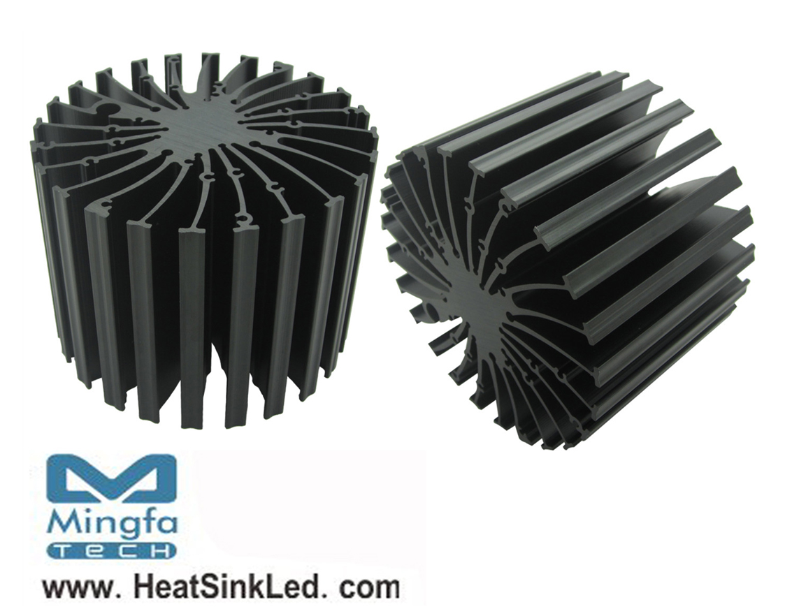 EtraLED-SAM-11080 Samsung Modular Passive Star LED Heat Sink Φ110mm