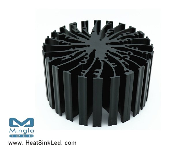 EtraLED-9650 Modular Passive LED Star Heat Sink Φ96mm