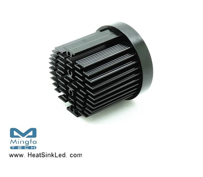 xLED-OSR-4550 Pin Fin LED Heat Sink Φ45mm for Osram