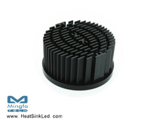 xLED-TRI-6030 Pin Fin LED Heat Sink Φ60mm for Tridonic