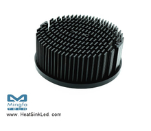 xLED-PRO-8030 Pin Fin LED Heat Sink Φ80mm for Prolight