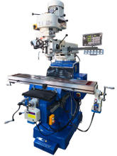X6325 STEP SPEED Turret Milling Machine