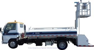 Aircraft Lavatory and Water Trucks (Industrial Man Lifts Water Tank Volume 3000L -5000L)