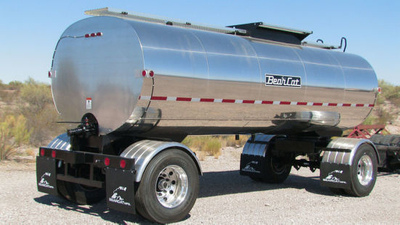New Asphalt Distributor Asphalt / Hot Oil Tank Trailer Pull Trailer