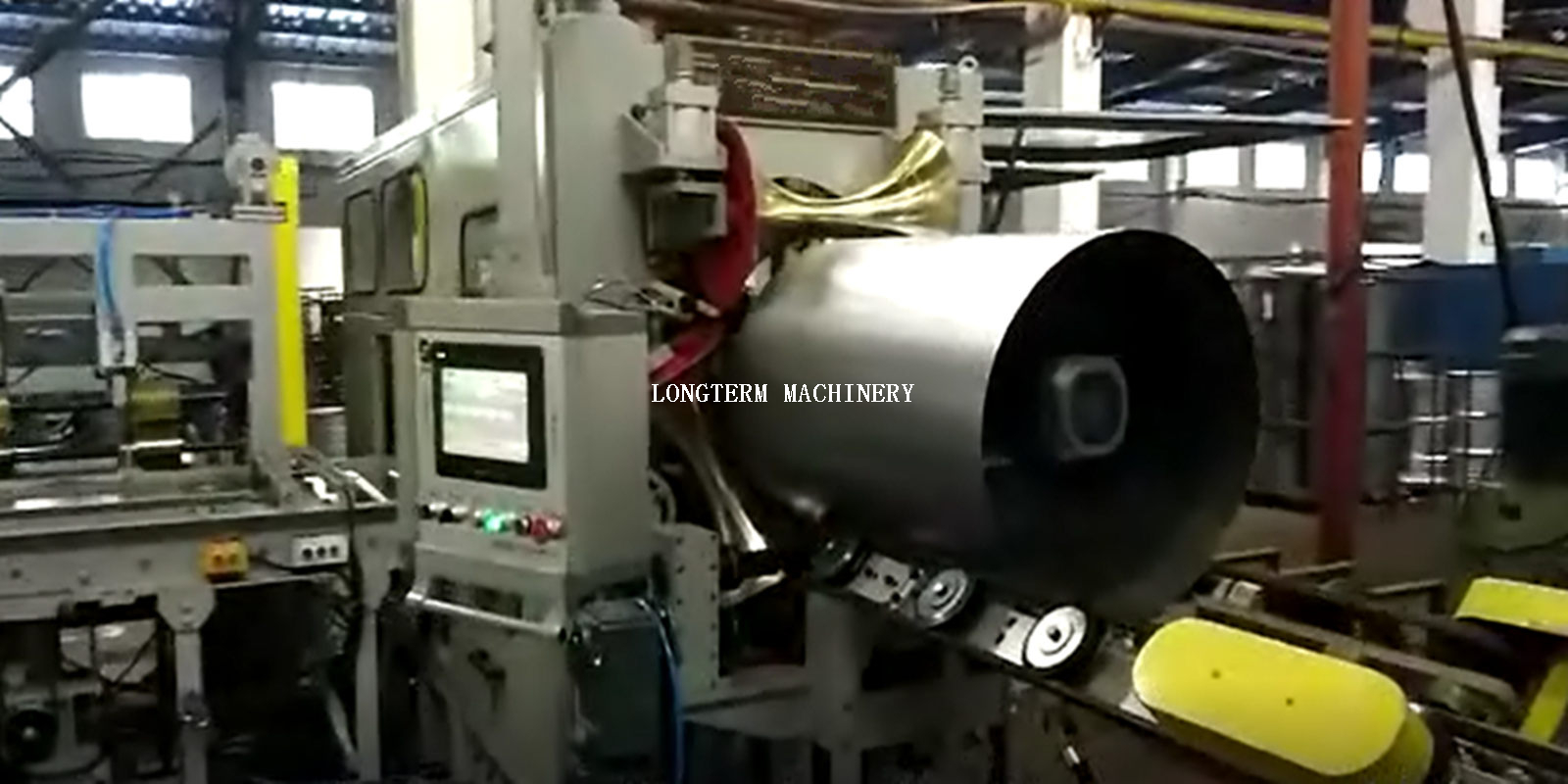 Fully Automatic Drum Body Welding Machine