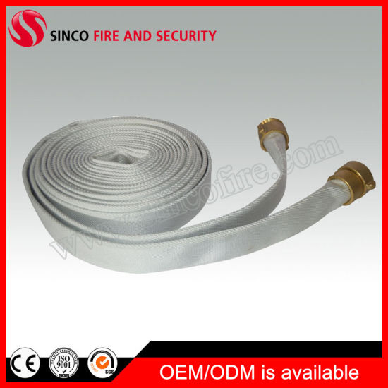 Double Jacket Rubber Lining Fire Hose