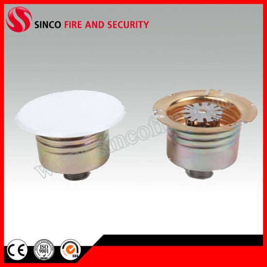 All Types of Fire Sprinkler Head
