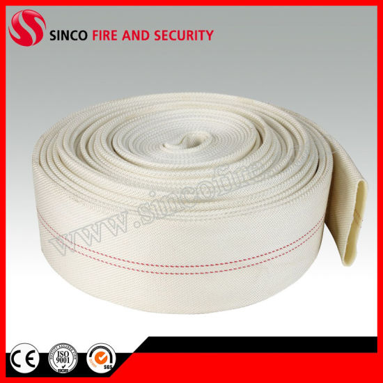 Fire Hose Used as Safety Equipment