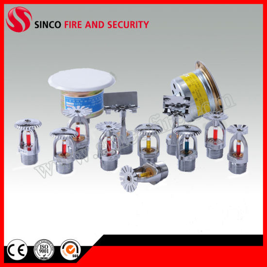 Types of Automatic Home Fire Sprinkler