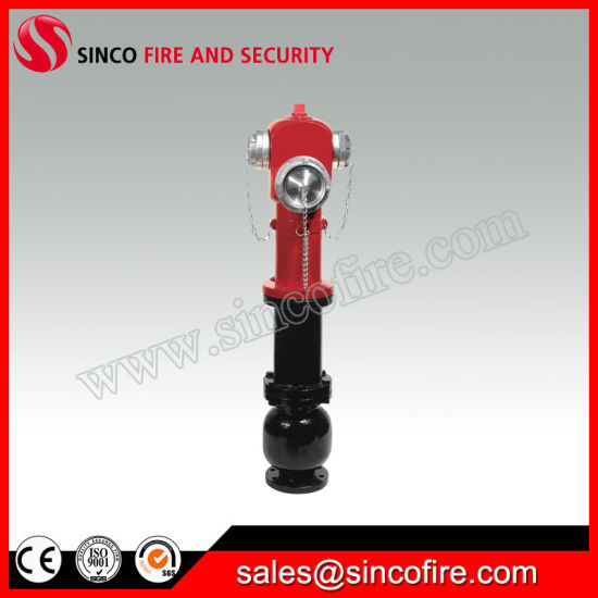 Dry Barrel Ground Fire Hydrant