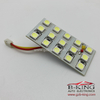 T10 BA9S Interior Festoon Dome LED Panel Light for Cars