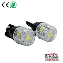 360 degree emmiting halogen bulb size Canbus 5SMD white T10 LED Car Interior Light roof light width light