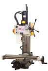 FAMILY DRILLING AND MILLING MACHINE
