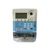 Single Phase STS Kepad Prepaid Energy Meter