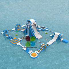 New Design Durable Inflatable Large Floating Water Park for sale