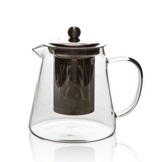 GTP0310 Classical Glass Teapot with Stainless Steel Filter