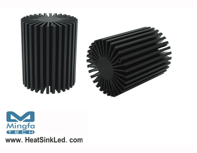 SimpoLED-BRI-5870 for Bridgelux Modular Passive LED Cooler Φ58mm