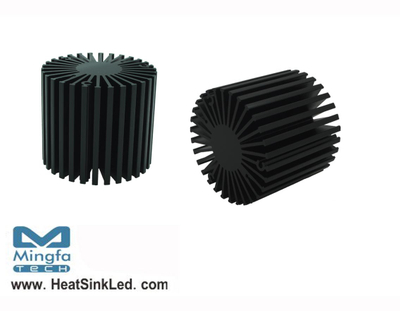 SimpoLED-LUME-5850 Lumens Modular Passive Star LED Heat Sink Φ58mm