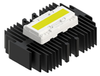 XLA-16 Xicato XLM LED Heat Sink 101mm(W)x140mm(L)x35mm(H)