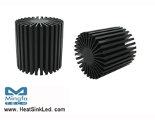 SimpoLED-LUN-8180 for Luminus Xnova Modular Passive LED Cooler Φ81mm